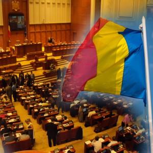 romania parlamento